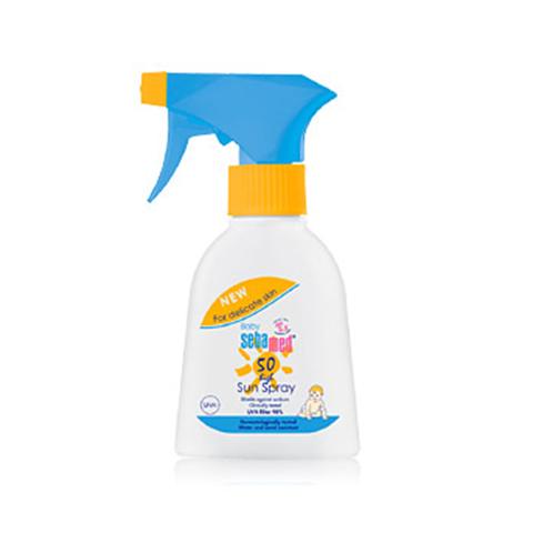 施巴 5.5嬰兒防曬保濕乳SPF50 -200ml