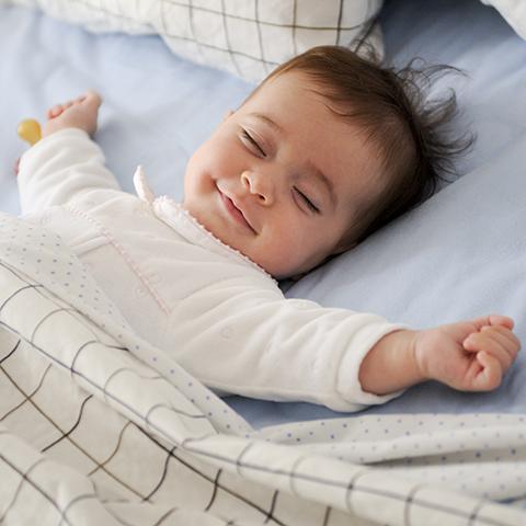 別讓過敏影響寶寶睡眠